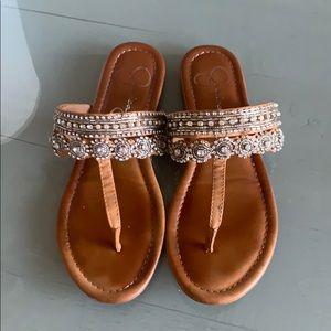 Jessica Simpson sandals size 6.5